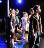 Urinetown Rehearsal